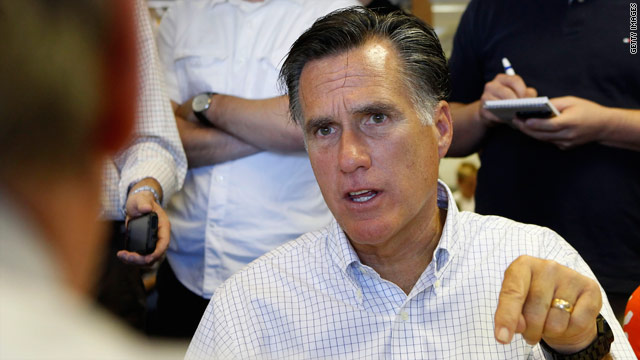 Romney aims to raise $50 million for primary campaign