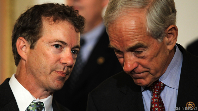 A Paul family affair: Rand to stump for Ron in Iowa