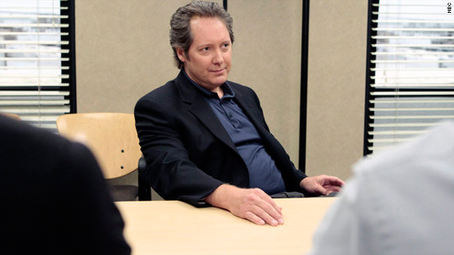 James Spader is the new CEO of 'The Office'