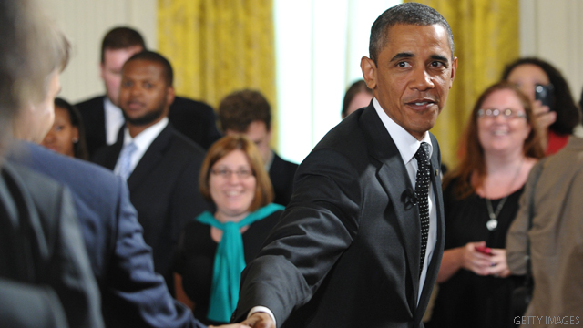 Obama, Hill leaders hold 'constructive' debt talks, schedule more