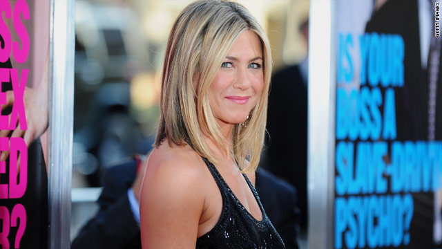 Jennifer Aniston still talking about that 'Break-Up'