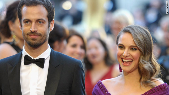 Natalie Portman names son Aleph