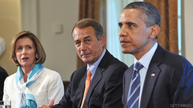 Boehner: Still no debt deal