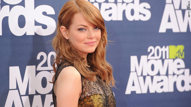 Emma Stone's girl crush is a 'no-brainer'