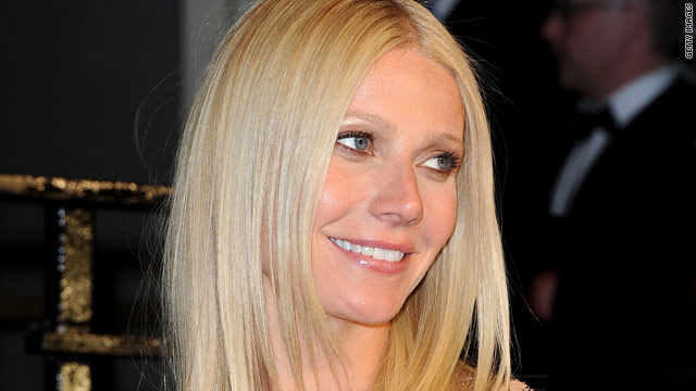 Gwyneth Paltrow: Canned cheese? I'd rather smoke crack