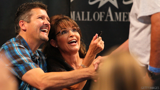 Palin movie trailer released
