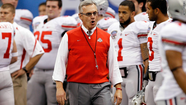 Ohio State vacates 2010 wins, puts self on probation