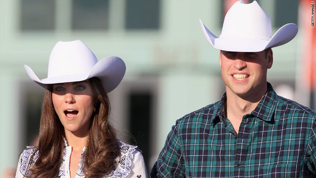 Soapbox: Thanks Will and Kate, but we've got our own royalty
