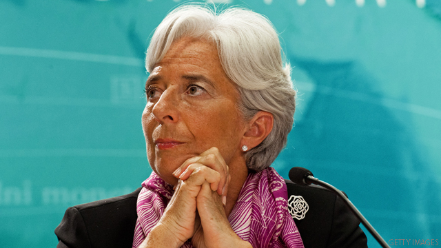 IMF director: U.S. default would be 'real nasty'