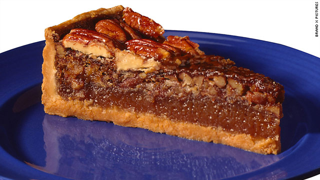 Breakfast buffet: National pecan pie day