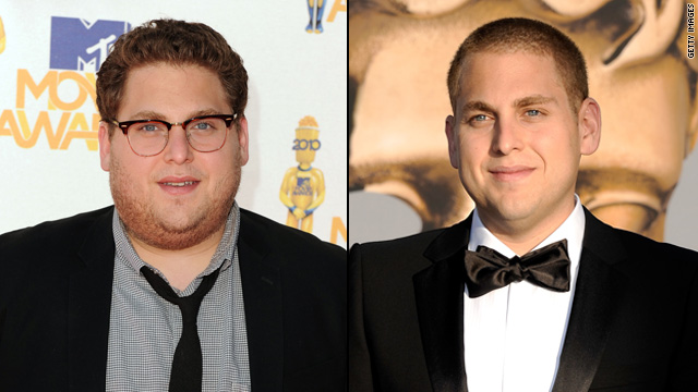Holy transformation, Jonah Hill!