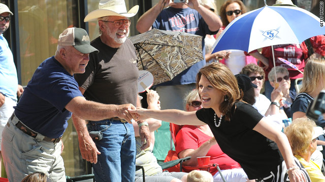 Bachmann holds her ground against raising debt ceiling