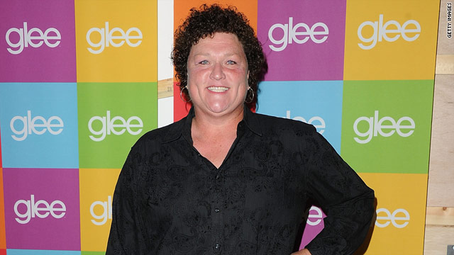 Ten questions with 'Glee's' Coach Beiste