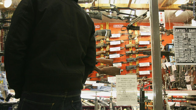Feds expand gun sales reporting requirements in four border states