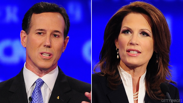 GOP candidates caught in slavery controversy