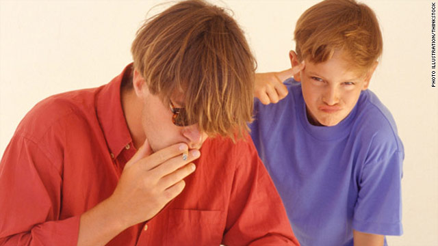 Secondhand smoke boosts kids' ADHD, learning disability risks