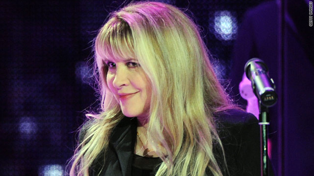 Stevie Nicks: Betty Ford saved my life