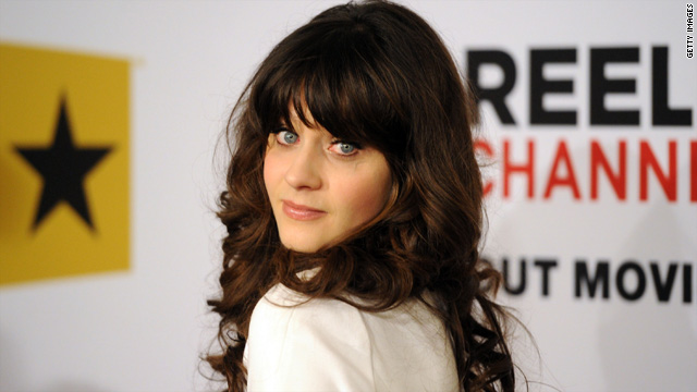 Zooey Deschanel fires back over 'cow' comment