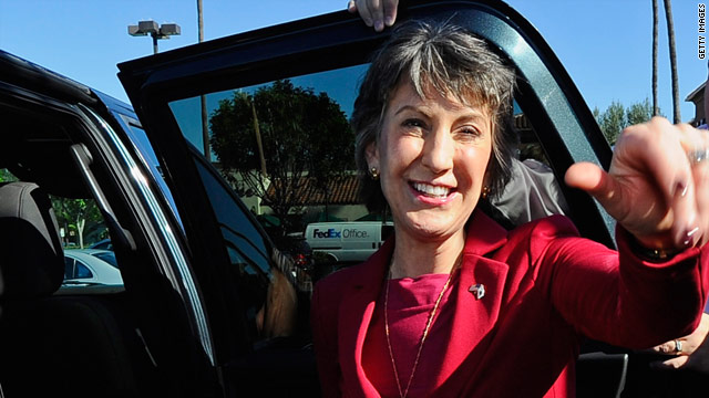 Carly Fiorina gets a new job