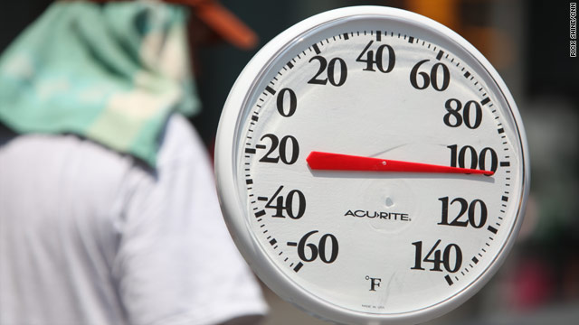 Climate change will mean more heat deaths