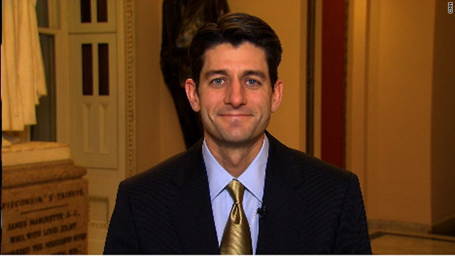 My Take: Rep. Ryan's political theology is wrong-headed but commendable