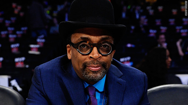 Spike Lee's back in the (feature) director's chair
