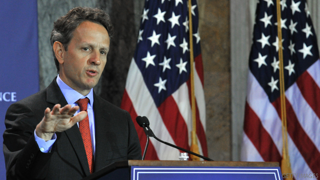 Geithner: We need a deal by next week