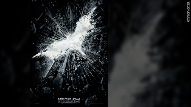 'Dark Knight Rises' teaser poster hits Web