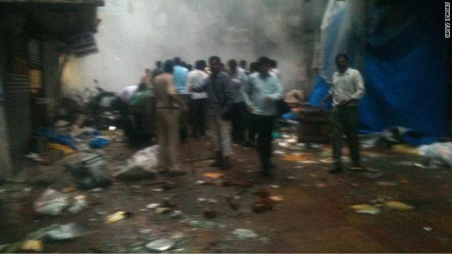 US closely monitoring attack in Mumbai