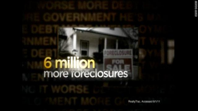 Republican 'change' ad hits TV