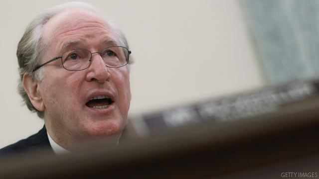 Democratic Sen. Jay Rockefeller won't run for re-election