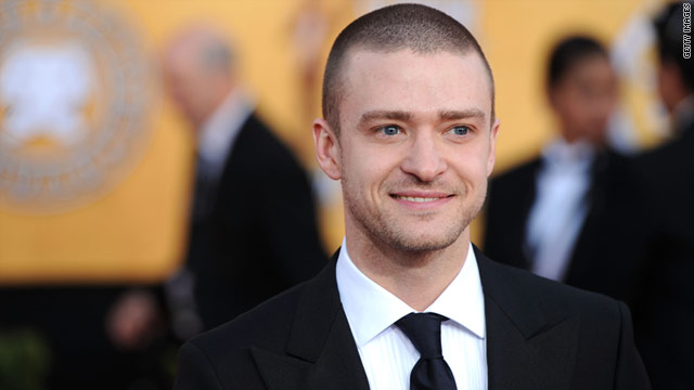 Marine asks Justin Timberlake for a date