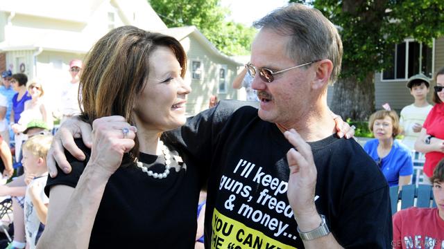 Poll: Bachmann surge continues