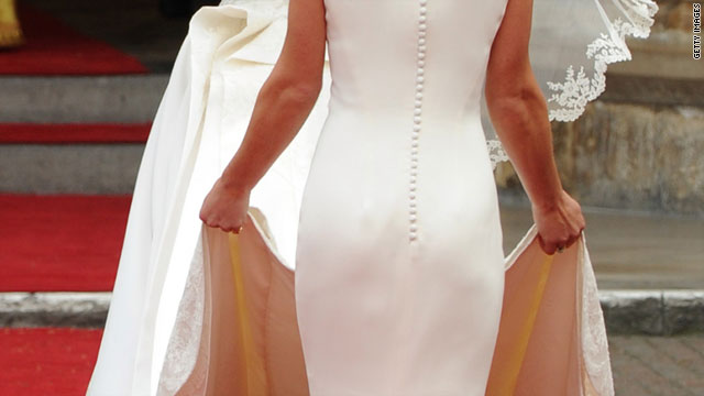 Casting call for Pippa Middleton's bum