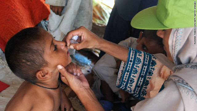 Could bin Laden hunt lead to more polio?