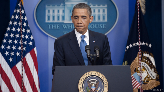 Obama to hold news conference Friday