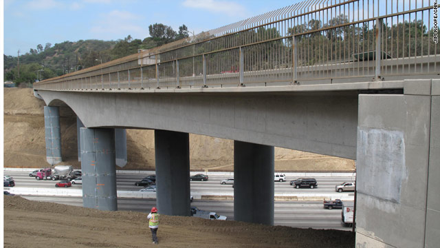 Californians await 'Carmageddon'