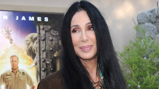 Cher returns to the studio with a Gaga song