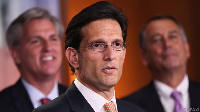 Is Cantor going 'rogue' or sticking to principles?