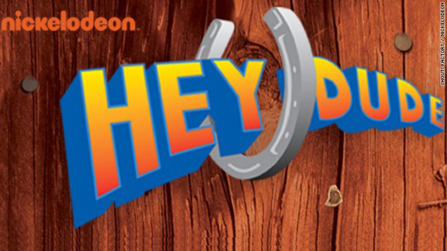 The Throwback: Remember Nickelodeon's 'Hey Dude'?