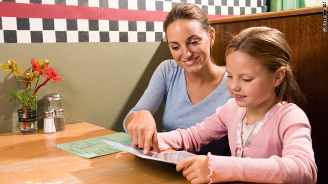 Study shows 97% of kids' meals don't meet nutritional standards
