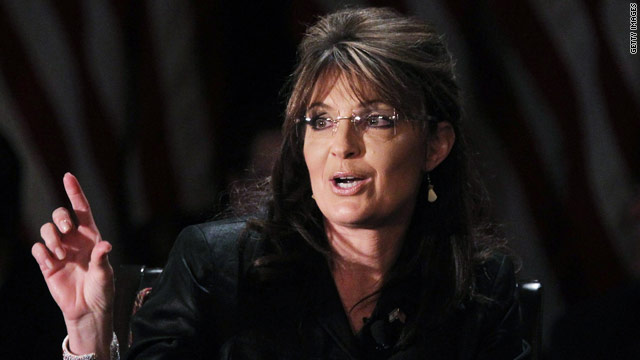 Palin's advice on debt ceiling: 'Reload with reality'