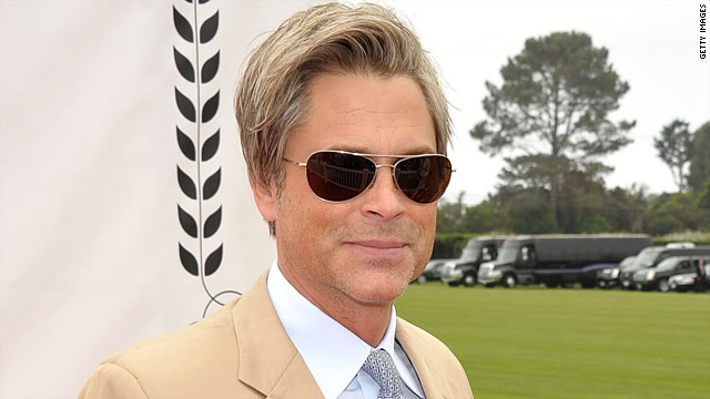 Drew Peterson: Cease and desist, Rob Lowe