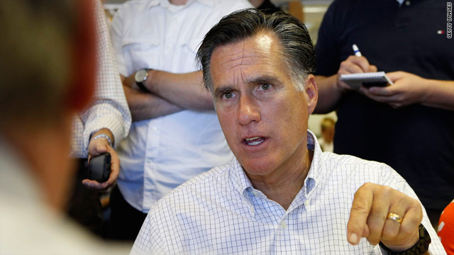 Romney: Obama has power to end debt crisis