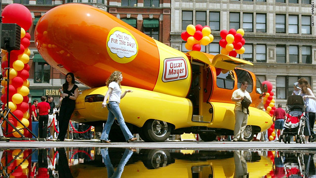 Celebrating 75 years of the Wienermobile