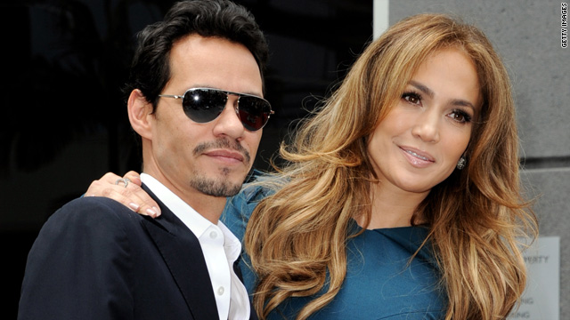 J.Lo and Marc Anthony call it quits