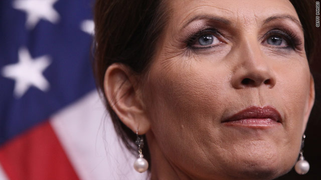 Bachmann signs &#039;Cut, Cap and Balance&#039; pledge&#8211;on her terms