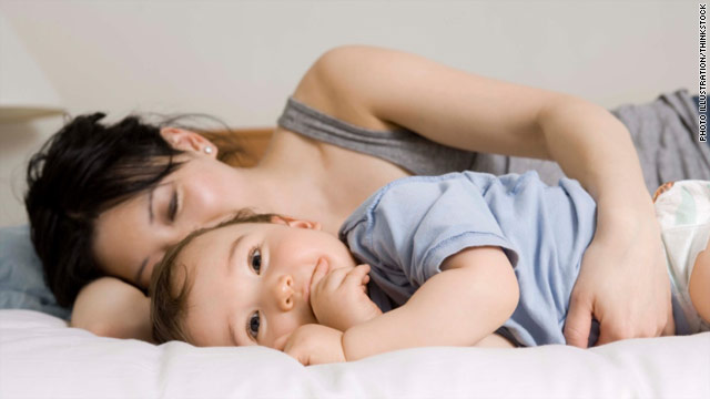 Bed sharing with toddler &#8211; no harm, no benefit for kids over 1