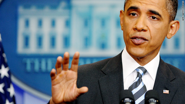 President Obama to address budget discussions