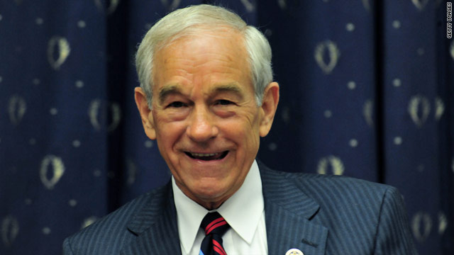 Ron Paul to report $4 million in bank